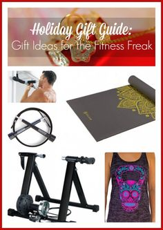 Holiday Gift Guide: Best Gift Ideas for the Fitness Freak