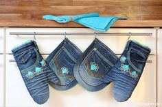 I really like Jeans ! And even more I like to sew my own Jeans. Next Jeans Sew Along I'm planning to disclose Jean Crafts, Denim Crafts, Diy Jewelry Recycled, Artisanats Denim, Jeans Recycling, Jean Diy, Next Jeans, Diy Jeans, Denim Ideas