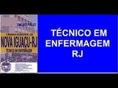 Apostila  Concurso Técnico em Enfermagem | RJ 2016 |