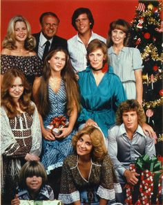 Eight IS enough. Daddy must have kept that shotgun well oiled to protect his daughters. From those 70s styled idiot teen boys.