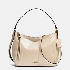 Coach :: MADISON TOP HANDLE IN LEATHER - love this bag - black would be good too!