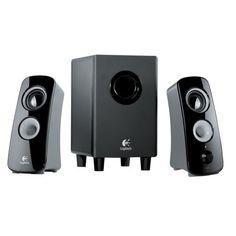 Logitech Z 323 - 2.1-channel PC multimedia speaker system - 30 Watt (Total) has been published at http://www.discounted-home-cinema-tv-video.co.uk/logitech-z-323-2-1-channel-pc-multimedia-speaker-system-30-watt-total/