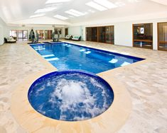 Pools by Freedom Pools - Australia's most awarded pool manufacturer. Luxury Swimming Pools, Luxury Pools, Dream Pools, Indoor Swimming Pools, Lap Pools, Backyard Pool Designs, Swimming Pool Designs, Piscina Interior, Swimming Pool Construction