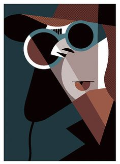 Indio | by Pablo Lobato Pablo Picasso, Celebrity Caricatures, Arte Pop, Human Art, Funny Art, Cool Posters, Rock Art, Vintage Posters, Graphic Art