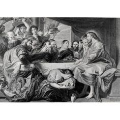 For She Loved Much by Peter Paul Rubens (1577-1640) Canvas Art - Peter Paul Rubens (18 x 24)