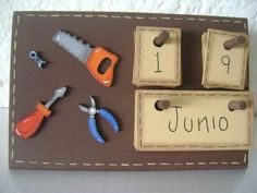 manualidades-dia-del-padre-con-pinterest-calendario-goma-eva
