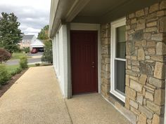Replacement Doors from Maryland Windows Doors Roofs. The Pearcy Company Maryland Windows Doors Roofs 23 West All Saints Street, Frederick , Maryland 21701 Phone: 301 MHIC Frederick Maryland, Elegant Homes, Paths, Saints, Garage Doors, Windows, Street, Phone, Outdoor Decor