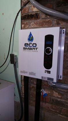 Mary Alice Tank to Tankless Hot Water Heater Conversion.