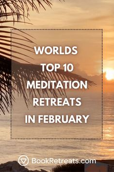 Sit, Breathe, And Grow At One Of These Top 10 Meditation Retreats In February 2021 Yoga Sequence For Beginners, Meditation For Beginners, Workout For Beginners, Meditation Retreat, Guided Meditation, Spiritual Inspiration, Yoga Inspiration, Free Yoga Videos, Yoga Holidays