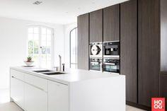 Master meubel designklassiekers in nieuwbouwwoning in berlaar