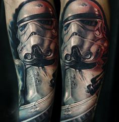 20 Tattoos The Force Was Strong With