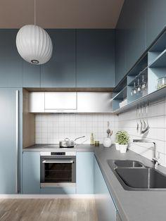Apartment in Vienna on Behance
