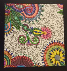 From a miscellaneous coloring book