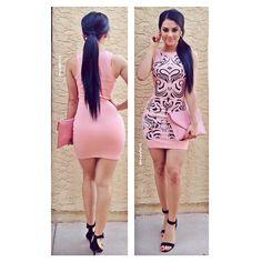 ✨ Queria um vestido bonito e simples para uma pequena festa meninas.  | ✨ # ootd | Vestido: @ prettymiracle27 | Salto: para sempre 21 | Clutch: @ bellasboutique08 | Fique atento para tonights vestido!  - Maria Palafox | IG oficial (@ mpalafox15) - Instaliga é a melhor instagram web-viewer