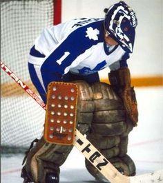 Ice Hockey Teams, Hockey Goalie, Hockey Games, Maple Leafs Hockey, Goalie Mask, Masked Man, National Hockey League, Toronto Maple Leafs, Hockey Players