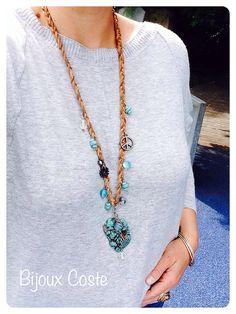 Collier bijoux coste