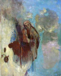 Odilon Redon | Symbolist / Colorist painter | Tutt'Art@ | Pittura * Scultura * Poesia * Musica |