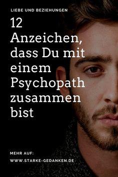 Psychopathen lügen über fast alles, was sie tun!
