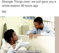Actually, 100% Me the day Season Two came out