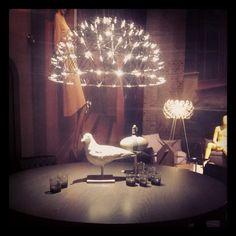 Moooi at Milan Design Week 2012 #Raimond Puts #interior #interiordesign #Raimonddome
