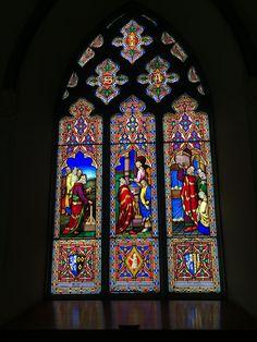 St giles church. Calke abby Church Windows, Image Photography, Tower, Rook, Computer Case, Building