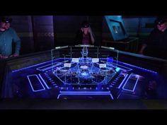 MR-HMD「HoloLens」のE3 2015体験アトラクションはこんな感じだった。現実/仮想がミックスされた「Halo 5:Guardians」の世界を歩く - 4Gamer.net