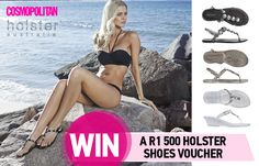 WIN+1+of+8+Holster+Shoes+Vouchers+Worth+R1+500