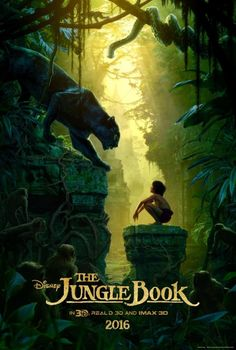 Click to View Extra Large Poster Image for The Jungle Book