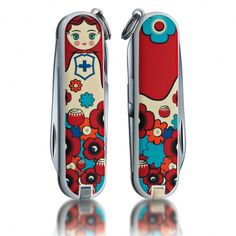 matrioshka classic limited edition Swiss army knife