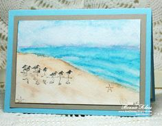 Stamping with Klass: Wetlands by the Sea using Rubber Stamp Tapestry Mini Starfish Peg Stamp http://www.rubberstamptapestry.com/Starfish_Mini_p/saq00002-fslash-aqu00015m.htm