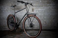 Basilisk: A German-Made Commuter Bike