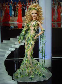 Miss Cyprus 2012 by Ninimomo Dolls