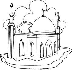 Ramadan Coloring Pages For Kids is an Islamic Colouring Activity on Ramadan.These Ramadan Coloring Pages For Kids will teach some basics about Islam to children. Inside Out Coloring Pages, Easy Coloring Pages, Coloring Book Art, Free Printable Coloring Pages, Coloring Sheets, Kids Colouring, Ramadan Crafts, Ramadan Decorations, Eid Crafts