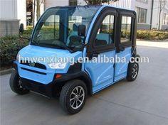 2016 Čína 4x4 auto na elektrický pohon bez vodičského preukazu