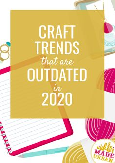 You may have already read my CRAFT TREND REPORT FOR 2020 but this is a list of specific products I noticed have trended down. I looked at the trends I pointed out in my 2018 and 2019 craft trend… Etsy Business, Craft Business, Business Tips, Business Planning, Business Marketing, Business Cards, Selling Crafts Online, Craft Online, Handmade Crafts