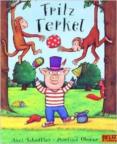 Fritz Ferkel (2-3 Jahre); Beltz und Gelberg #ferkel #schwein #kinderbuch