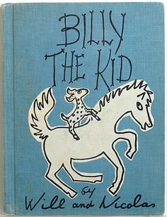 BILLY THE KID, 1961, by WILL & NICOLAS (Will & Nicholas)