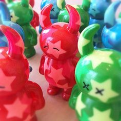 STARS by rampage.toys, via Flickr