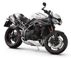 Triumph Speed Triple RS 1050 NAKED 2018 On