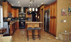 Anthem, Ariz. (near Phoenix)  4 bedrooms, 3 baths  2,380 square feet  Year built: 1999  Price: $199,900