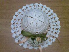 Knitted Flowers Free, Crochet Flower Patterns, Crochet Flowers, Crochet Gifts, Cute Crochet, Sombrero A Crochet, Crochet Keychain, Crochet Wedding, Snowflake Pattern