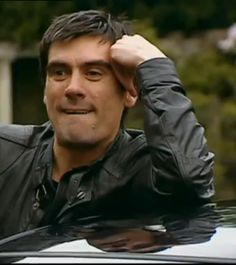 Jeff Hordley as Cain Dingle in 'Emmerdale'. Can't beat a bit of rufff!