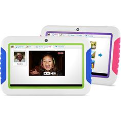 """FunTab 7"""" Kids Tablet featuring 50+ Games / Apps"""