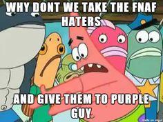 fnaf meme friendships enemies - photo #22