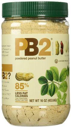 Bell Plantation PB2 Powdered Peanut Butter, Net Wt. 16 Oz.
