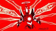 Eva Unit 01's Awakening // Evangelion 2.22