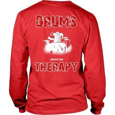Drums - Better than therapy-Back