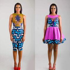 African designer Duaba Serwa From Ghana