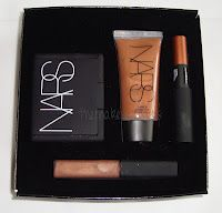 NARS Beach Lover Swatches and Review  The Makeup Divas Beauty Blog