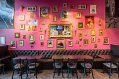 Lucha Libre Brings the Taco Smackdown to Carlsbad - Eater San Diego Carlsbad Restaurants, Best Mexican Restaurants, San Diego Restaurants, Best Mexican Recipes, Mexican Restaurant San Diego, Mexican Restaurant Design, Mexican Bar, San Diego Bars, San Diego Food